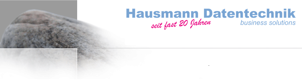 Hausmann Datentechnik business solutions