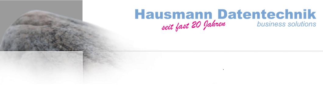 Hausmann Datentechnik business solutions